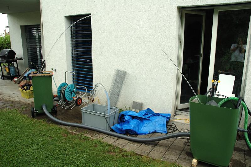 My Laminar Garden Project - Finally Installed 5